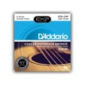 D'Addario EXP Coated Phosphor Bronze Wound [コーティング弦] [12-Strings] [12弦ギター用]