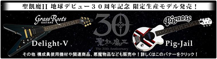 聖飢魔II 地球デビュー30周年記念 特設ページ