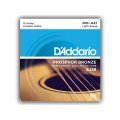 D'Addario Phosphor Bronze Wound [12-Strings] [12弦ギター用]