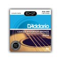 D'Addario EXP Coated Phosphor Bronze Wound