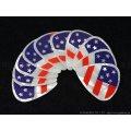 国旗ピック ティアドロップ Heavy USA(アメリカ) 10枚セット