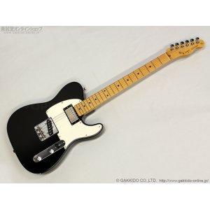 画像1: K.Nyui Custom Guitars KNTE #7XX [Black] [アウトレット特価品]