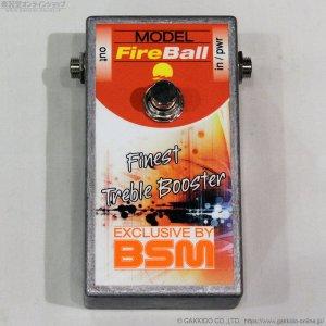 画像2: BSM FireBall ファイヤーボール トレブルブースター