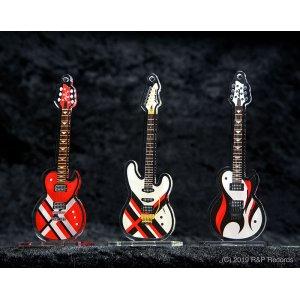 画像5: 大橋隆志 TJO ギター・コレクション アクリルスタンド&キーチェーン PE-JAIL ROCK