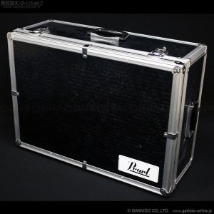 画像1: Pearl SF-65DP スネアドラム&シングルフットペダル用ABSハードケース [中古品]