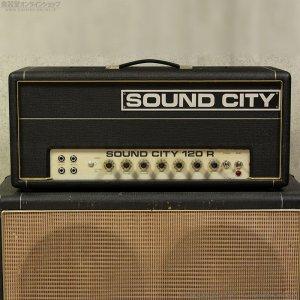 画像2: Sound City 1974 120R Mk4 ギターアンプ ヘッド #740790XX [中古品]
