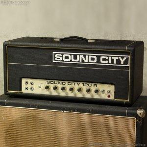 画像1: Sound City 1974 120R Mk4 ギターアンプ ヘッド #740790XX [中古品]