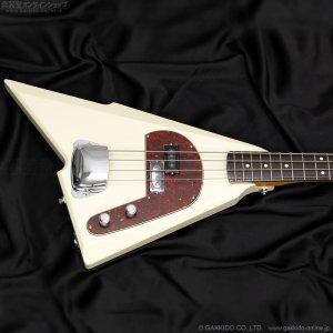画像2: Fender Hama Okamoto Fender Katana Bass [Olympic White] [限定モデル]