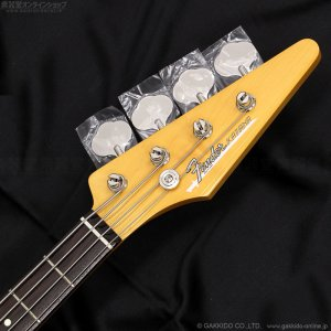 画像4: Fender Hama Okamoto Fender Katana Bass [Olympic White] [限定モデル]